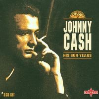 Cover Johnny Cash - His Sun Years [3CD Set]
